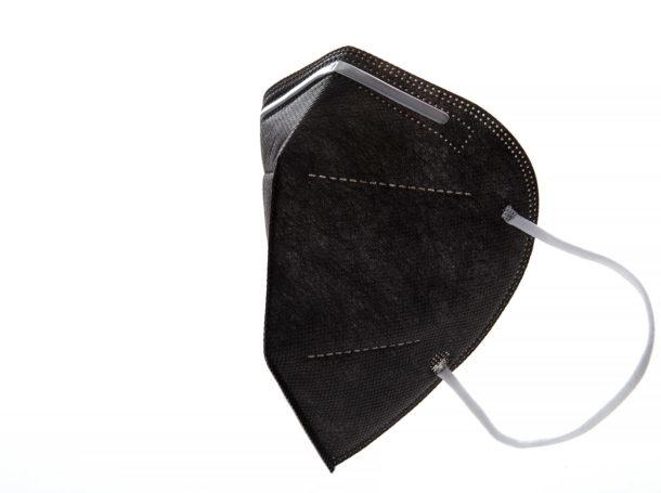Respirátor FFP2 Good mask GM2 černý
