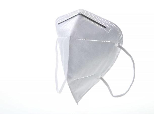 Respirátor FFP2 Good mask GM2 bílý