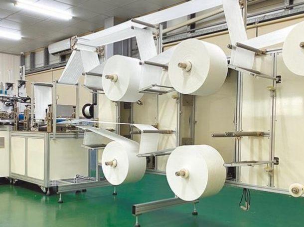 Česká firma GOOD MASK zvyšuje výrobní kapacitu  na 1 milion respirátorů FFP2 za den